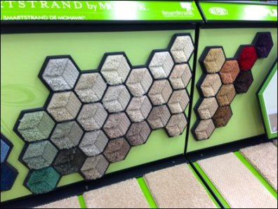 Hexagonal POP for Carpet 3