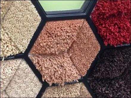 Hexagonal POP for Carpet Main 1