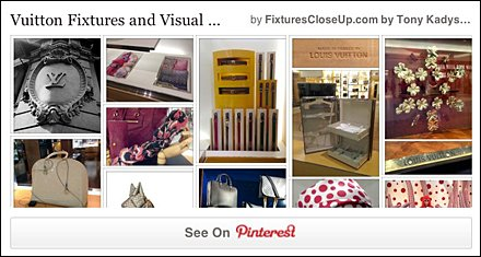 Louis Vuitton Pinterest Board for FixturesCloseUp