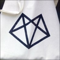 Moxam Branded Shopping Bag Closeup