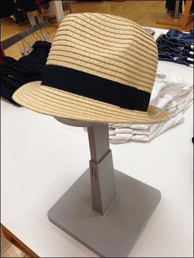 Summer Hat Headform Main
