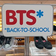Back-to-School Speech Bubble Shoes
