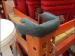DIY Pallet Rack Safeguard Aux