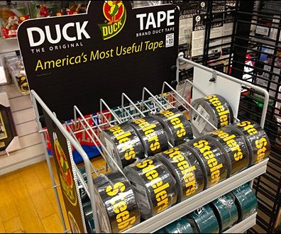 Duck Tape Your Team Favorite