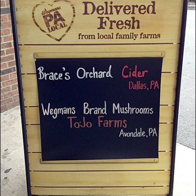 Farm Fresh Delivery Chalkboard Main