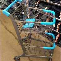 Old Navy Branded Cart Rollout