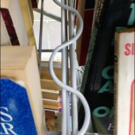 Serpentine Open Wire Book Dividers