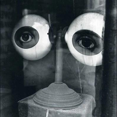 Vintage Opticians Window, Irving Penn, NCY 1939