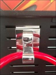 Coil Spring Display via Slot Hook 2
