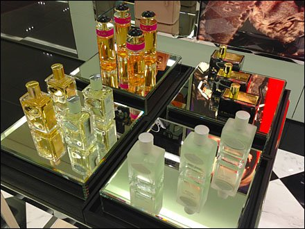 Fragrance on Mirrored Surface 2