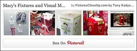 Macy_s Fixtures Pinterest Board