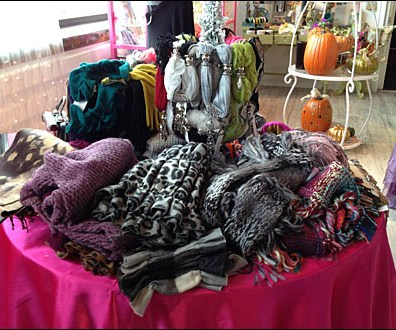 Bolas Scarves Fixture New Fashion Trend