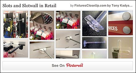Slot and Slotwall in Retail