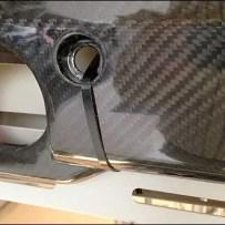 Valve Cover Zip Tie CloseUp