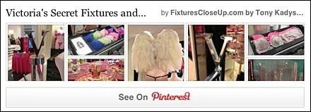 Vixtoria_s Secret Fixture Pinterest Board on FixturesCloseUp