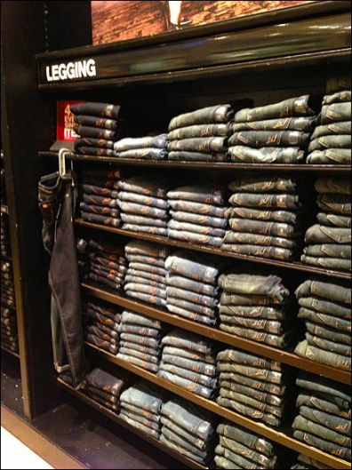 Category Definition by C-Clamp For Jeans