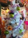 Halloween Balls Decorate Tree Overall