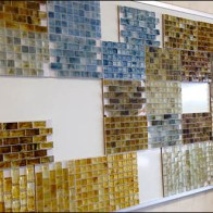 Magnetically Merchandising Tile