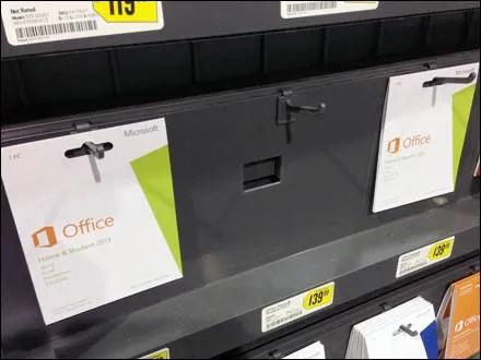 Plastic Clip On Pick Card Display Hook Main