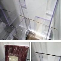 Plastic Slotwall Literature Arms Detail Comp Aux