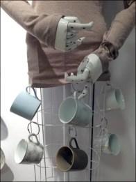 S-Hooked Plate Hangers 3