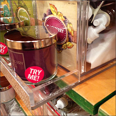 Shelf-Edge Try Me Tray Main