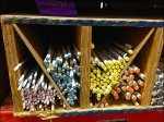 Triangular Pigeon Hole Dowel Storage Aux