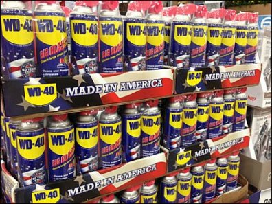 WD-40 Made in America 3