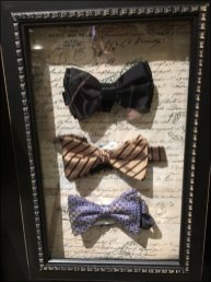 Bow Ties in a Frame Main