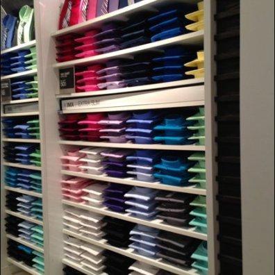 Dress Shirt Color Array 3
