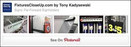 Far Forward Sign Holders Pinterest Board