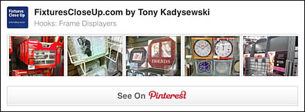 Frame Displayer Pinterest Board
