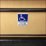 VIP Disabilities Check Stand Aux