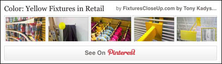 Yellow Color Fixtures Pinterest Board