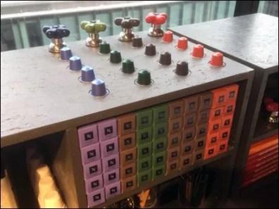 Fantini Colors in Nespresso Flavors 2
