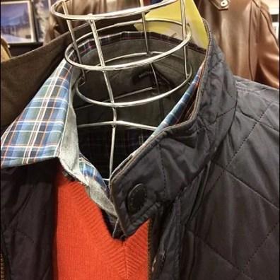 Jacket on Wireform 2