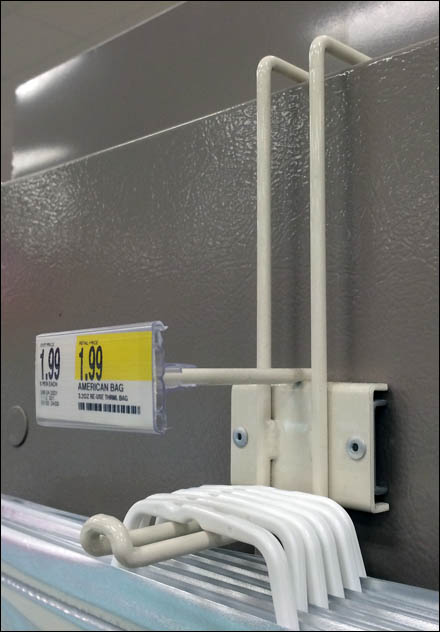 Magnetic Cooler Bag Dispenser Main