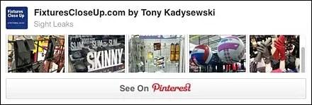 Sight Leak FixturesCloseUp Pinterest Board