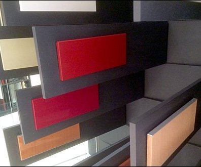 Snaidero Color Sample Wall Aux