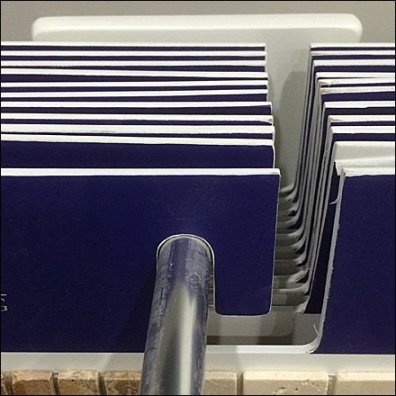 Tile Hang Rod Detail Middle