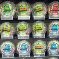 Salad Bar To-Go Merchandising Array