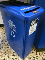 RubberMaid® Brands Recycling Overall