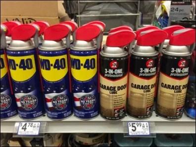 Brand War: WD-40 vs 3-In-OneBrand War: WD-40 vs 3-In-One
