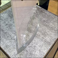 Wolford Table-Top Sign Ellipse