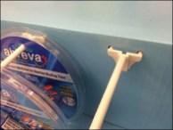 Abreva® Corrugated Shelf-Topper 1