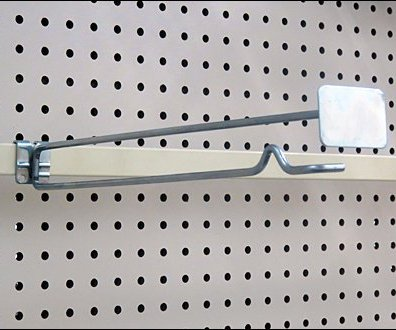 Anti-Sweep Saddle Mount Bar Hook