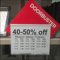 Doorbusters Reversable Sign Header 2