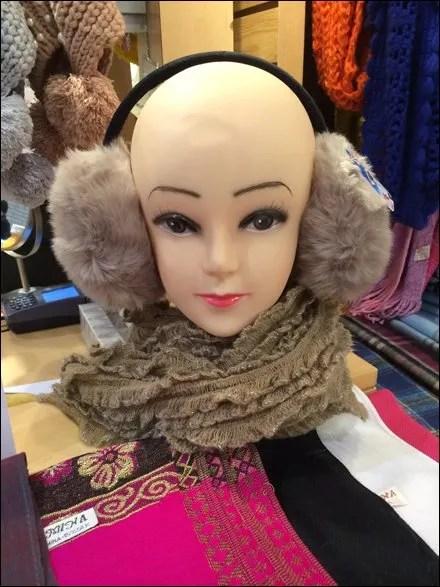 Earmuffs for Bald People Main
