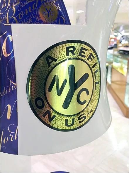 NYC Free-Refill-On-Us Perfume