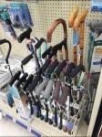 On-Shelf Cane Rack Angled